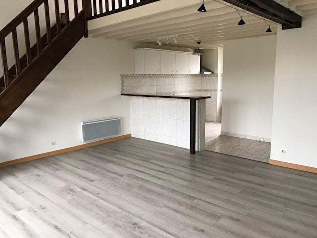 Appartement - 3 pièce(s) -