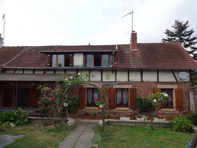 Maison ancienne rénovée - 100m2