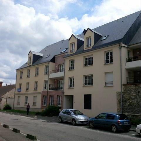Appartements - T2 - Gisors - à partir de 50 m2