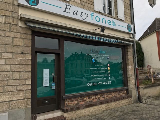 Local commercial Gisors 46 m2