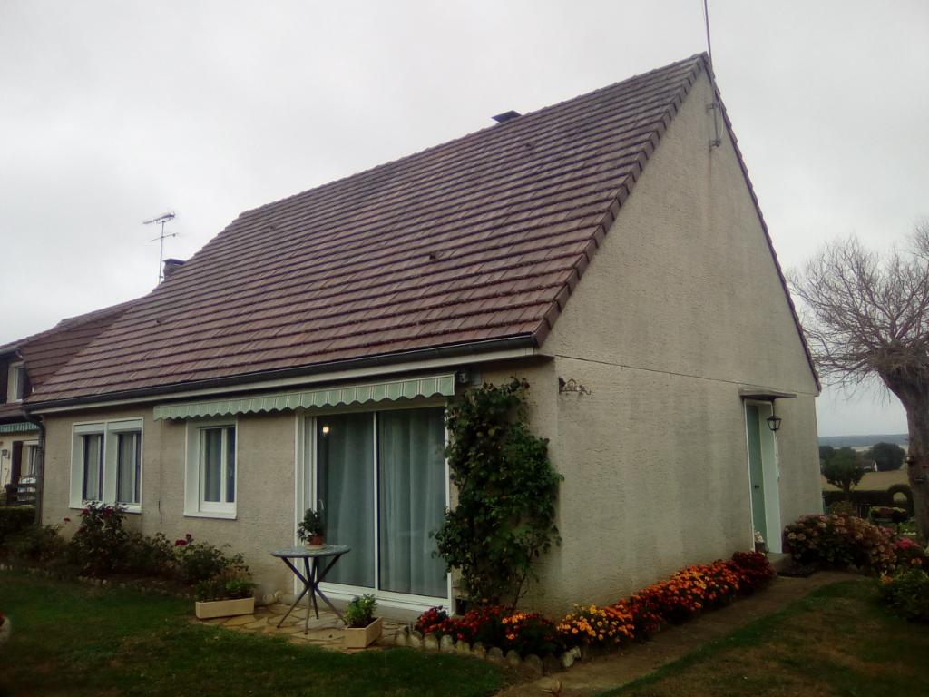Maison proche de GISORS 6 pièce(s) 90 m2 de plein pied.
