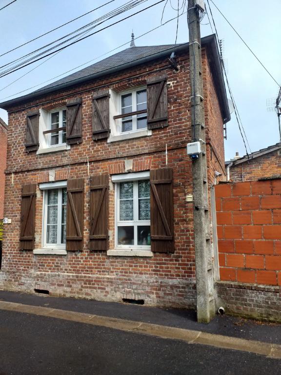 Maison proche de CHAUMONT EN VEXIN 3 pièce(s) 50 m2